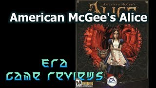 Era Game Reviews - American McGee