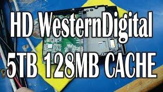 HD WD 5TB 128MB Cache do Lucas Peperaio :D