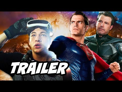 Ready Player One Official Trailer Breakdown and Easter Eggs