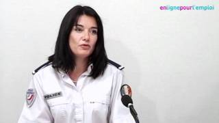 3 questions à Laurence Konieczny - Police Nationale Recrutement