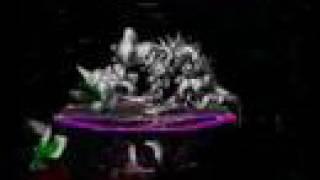 スマブラDX 大恐竜でっていうVS巨大亀キガクッパ メタル編 thumbnail