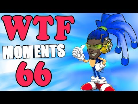 Overwatch WTF Moments Ep.66