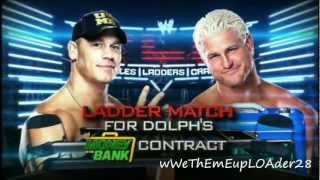 WWE TLC 2012 Official Match card and Theme song