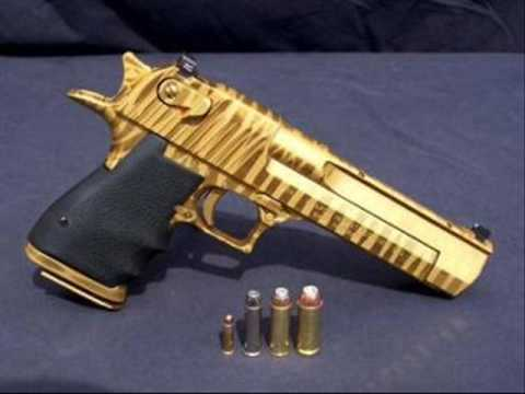 real gold guns very very smart youtube