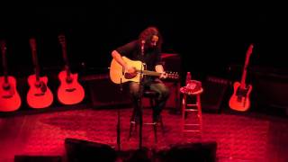 Chris Cornell   Songbook Tour Highlights