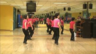 Chill Factor (Demo & Teach by Julia Kim) - Line Dance