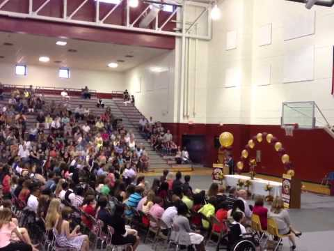 Ransom Middle School Graduation