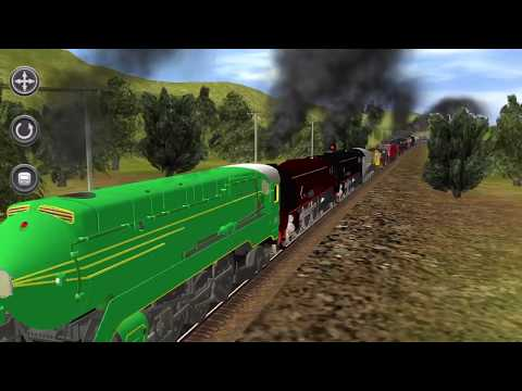 Trainz Simulator 2 IOS Gameplay Part 3 | Formula Fan's Gametime!