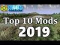 Cities Skylines - Top Ten Mods - 2019 -