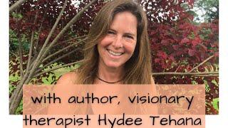 Author & Therapist Hydee Tehana - A Transformation Story