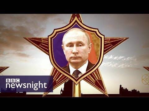 Is Putin still in full control in the Kremlin? - BBC Newsnight