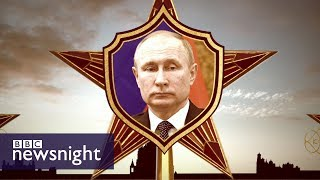 Is Putin still in full control in the Kremlin? - BBC Newsnight