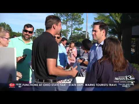 ABC 13 Panama City Beach: Rubio leads Florida delegation in fighting for ACF River Basin