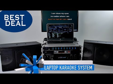 Home Karaoke System | Laptop Karaoke System | Karaoke Speakers | Karaoke Amplifier