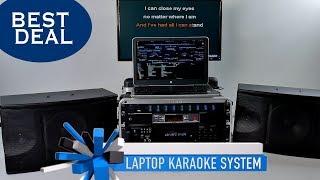 Home Karaoke System | Laptop Karaoke System | Karaoke Speakers | Karaoke Amplifier | Lightyearmusic✅