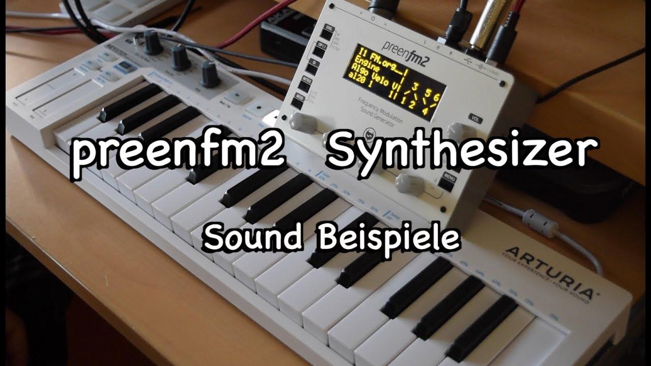 PreenFM2 - PreenFM - Encyclotronic