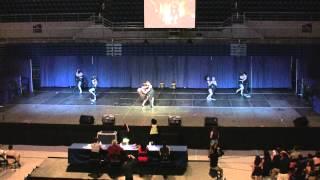4/11/13 Sabor Latino Dance Team performance at UF VISA Talent Show 2013