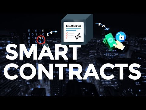 SMART CONTRACTS O CONTRATOS INTELIGENTES - Explicación sencilla
