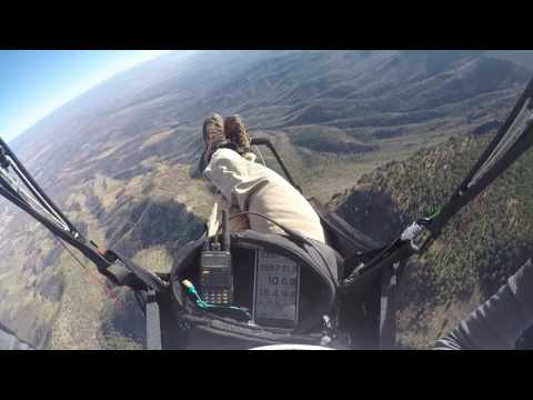 Paragliding Mingus Mountain, Arizona
