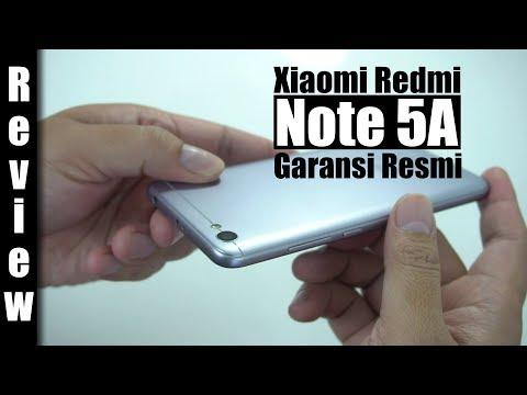 Review : Xiaomi Redmi Note 5A Garansi Resmi