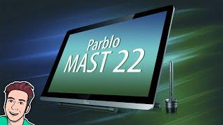 Parblo Mast 22 Display Tablet Review