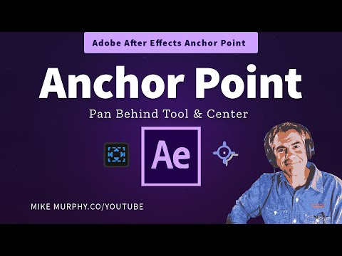 After Effects CC: How To Center & Move Anchor Point