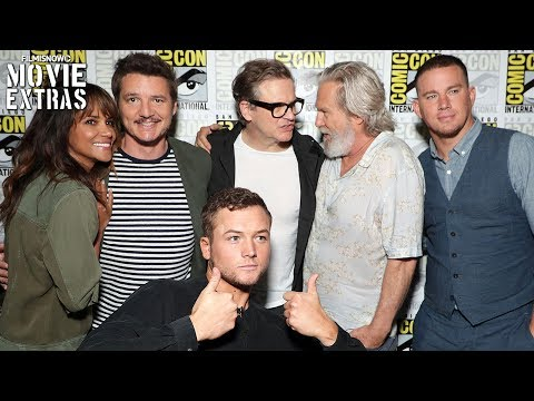 Kingsman: The Golden Circle | San Diego Comic-Con Interviews and Panel Highlights
