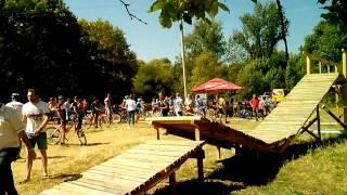 """VIDEO00379Кубок МСМ велоспорт кросс-кантри 2014 """"Удаленные сцены"""". Запись с видеорегистратора"""