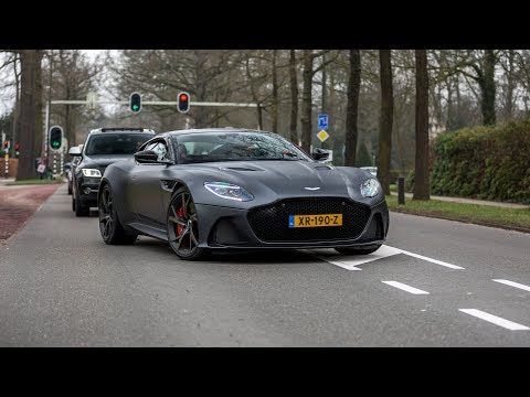 2019 Aston Martin DBS Superleggera - Acceleration Sounds !