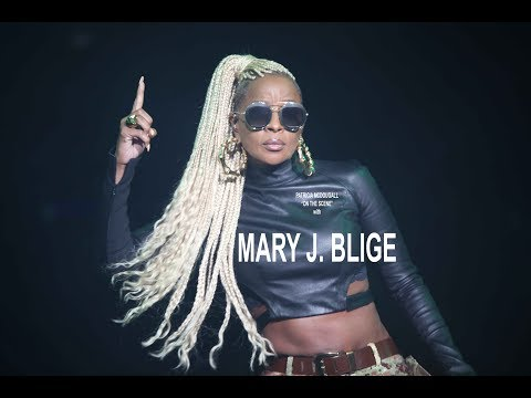 Mary J. Blige outstanding performance ESSENCE FESTIVAL - Strength of A Woman
