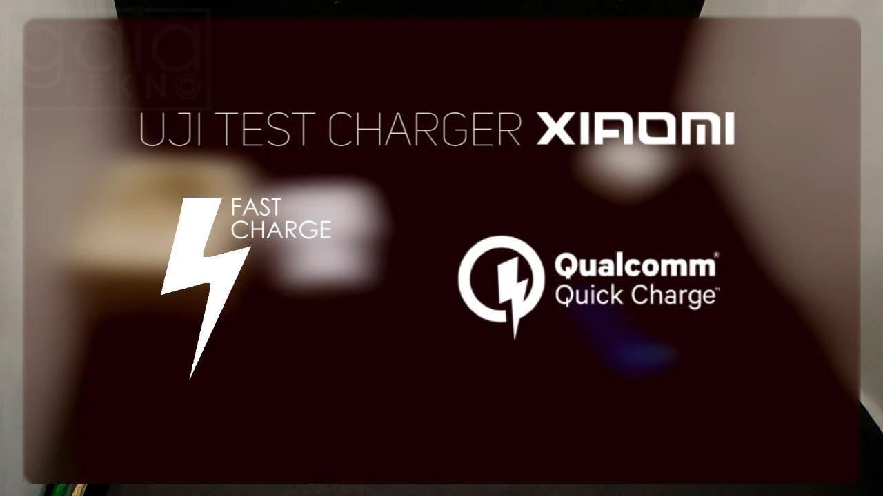 Membedakan Charger Original Xiaomi Fast Charging Dengan Quickcharge Cysk10 2a 20
