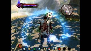 Repeat youtube video Kingdom of Amalur: Reckoning (Final Mage Abilities)