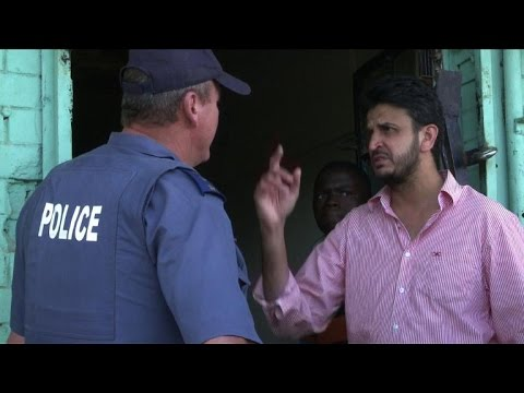 Looting leaves S.Africa shopkeepers too scared to return to