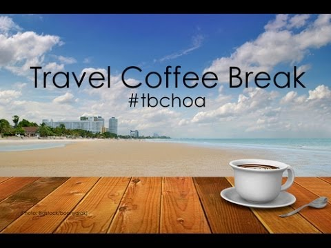Travel Coffee Break (#tcbhoa) Wed 27 Nov 2013 - No. 95