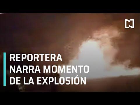 México: sube a 85 la cifra de muertos por explosión de ducto durante robo de combustible