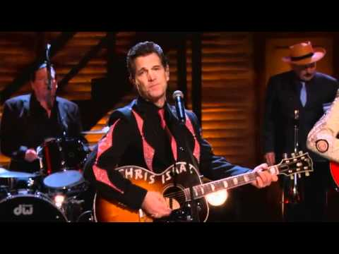 Chris Isaak & Conan - Ring of Fire