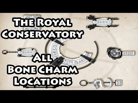Dishonored 2 - The Royal Conservatory - Bone Charms
