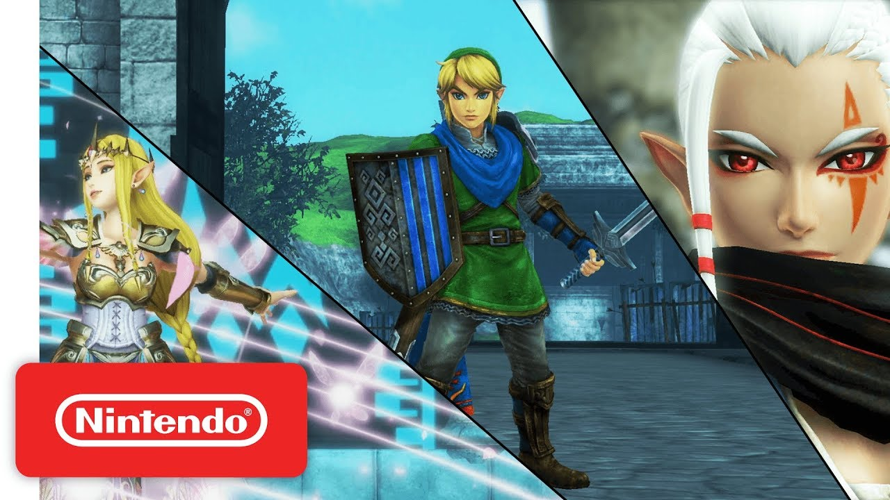 Hyrule Warriors: Definitive Edition: Everything you need to know