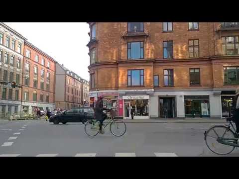 Copenhagen Cycling: From the Office to Khioskh
