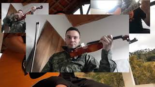 Call of Duty: Mobile -Theme Music COVER(VIOLIN AND GUITAR)