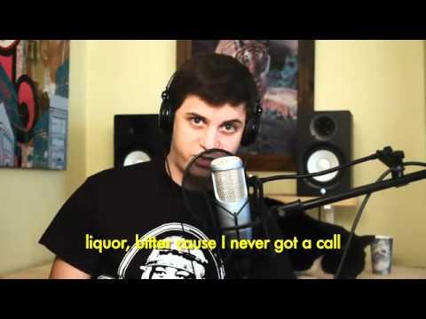 Pale kid raps fast *BEST VERSION* - with lyrics