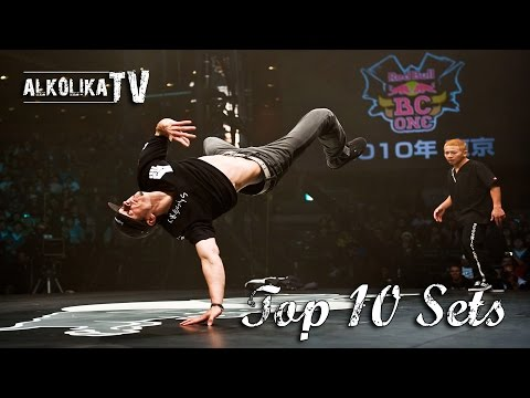 BBOY THESIS - Top 10 Sets