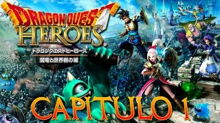 Vídeo Dragon Quest Heroes
