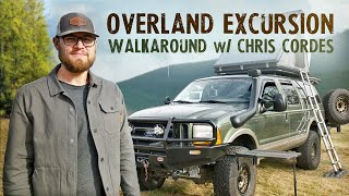 Extreme Overland Excursion - Walkaround | Ft.Chris Cordes of Overland Journal