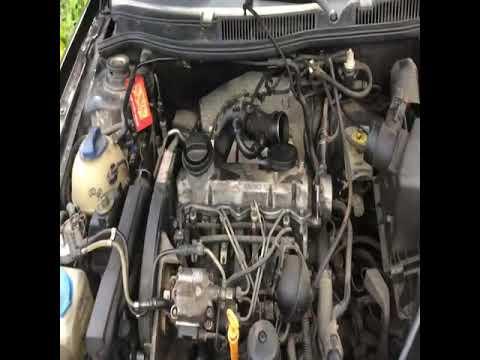 Результат заглушки EGR VW GOLF 4 110л.с после 1000 км пробега