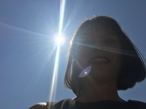 Incredible Solar Eclipse Sighting