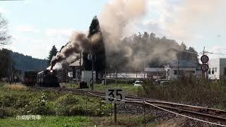 C12-66「SLもおか」6001列車