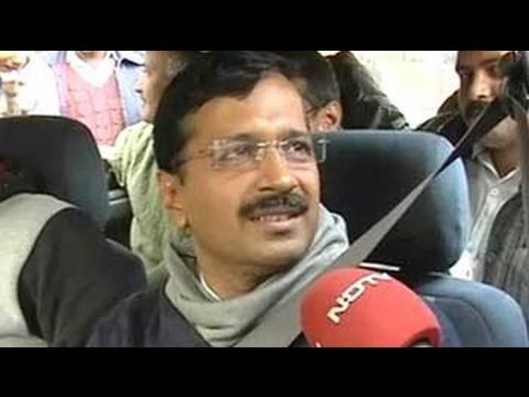 Want to finish VIP culture in Delhi: Arvind Kejriwal to NDTV