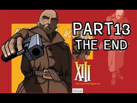 XIII part 13 / THE END (เล่นเกมส์เก่า pc)