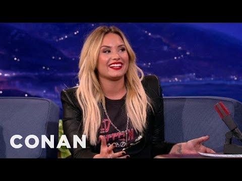 Demi Lovato Is Anti-Twerking